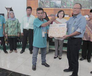 Kepala Pusat BLU P2H KLHK; Ini untuk Pertama Kalinya di Indonesia, Penyaluran Dana di Berikan Langsung Kepada Petani Hutan Kemasyarakatan