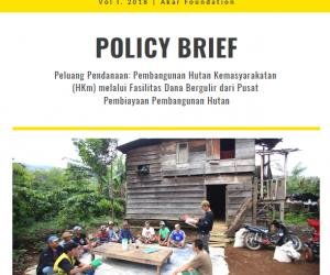 Peluang Pendanaan: Pembangunan Hutan Kemasyarakatan (HKm) melalui Fasilitas Dana Bergulir dari Pusat Pembiayaan Pembangunan Hutan