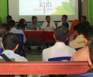 Replikasi Akses Pendanaan Bagi Pemegang Izin Perhutanan Sosial di KPH Lakitan Bukit Cogong