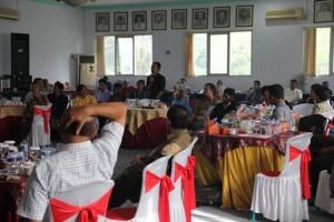 Sesi Diskusi RTM