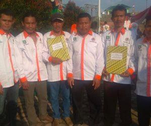Izin Garap di Hutan Lindung Balai Rejang seluas 494 Ha di berikan Kepada Masyarakat Desa Karang Pinang dan Tanjung Agung
