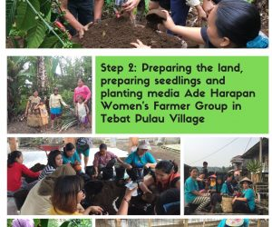 Recording Proces;  Rural Women Building a Food Security System